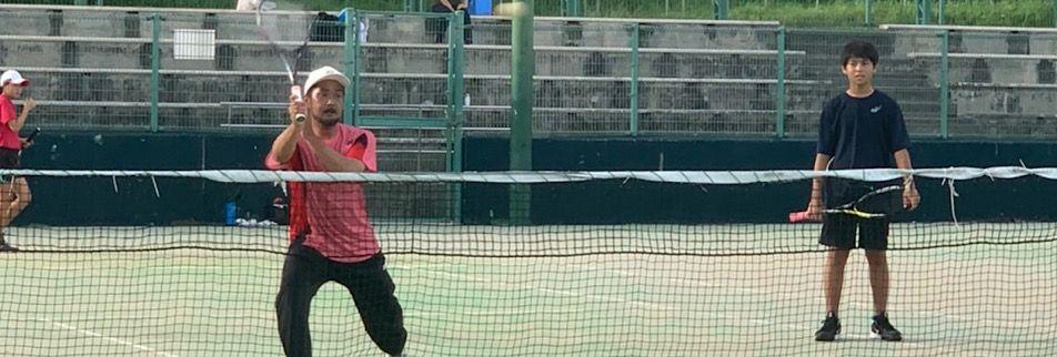 ソフトテニススクール 國吉道場